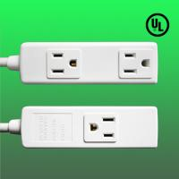 Buy cheap 3outlet US power extension cord from wholesalers