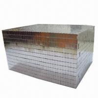 Buy cheap NdFeB Magnet, Square Series, Measures 5 x 5 x 5 Inches from wholesalers