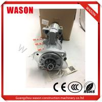Buy cheap Hydraulic  Excavator Starter Motor For VA32G6610101AF 32G6610101 from wholesalers