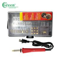 Buy cheap Pyrography Electric Iron Wood Burning Kit / Tool 110-240V Green PS2000 from wholesalers
