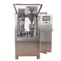 Buy cheap Automatic Pill Industrial Capsule Filling Machine , Capsule Filling Equipment from wholesalers