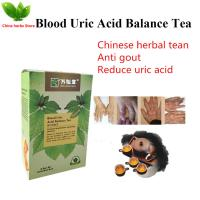 Buy cheap Herbal gout treatment Chinese gout relief tea teabag podagra big toe medication uric acid balance gout foot remedies from wholesalers