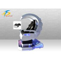 Wholesale Attractive 2 Seats Godzilla Virtual Reality Machine / Immersive 9D VR Experience from china suppliers