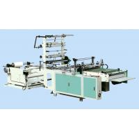 Buy cheap Side Sealing Cutting Machine Touch Screen Automatic Bag Making Machine from wholesalers