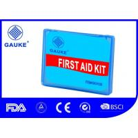 Buy cheap Colorful First Promotional CPR First Aid Kit , Online Shopping Kids Medical Kit from wholesalers
