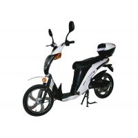Buy cheap Adult 500W electric scooter bike with pedals , 48V / 17Ah lithium battery from wholesalers