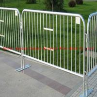 Buy cheap Cheap Bridge Feet Galvanized Barrier Crowd Control Event Barricade Temporary Fence Stands Concret from wholesalers