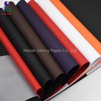 Buy cheap soft touch wrapping paper A4 size from wholesalers