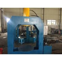 Buy cheap 160 Tons Forklift Tire Press Machine TP160 For Disassembling Solid Tires from wholesalers
