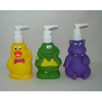 Vinyl Baby Bath Shower ToyWith Toothbrush Holder / Tumbler / Soap Dish