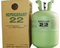 Buy cheap R22 Purity 99.99%  Pure HCFC  blend refrigerant Cylinder 30 LB / 400L  ISO-TANK from wholesalers