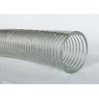 Buy cheap High Tensile PVC Steel Wire Hose / Pipe / Tubing Anti Static For Agriculture from wholesalers