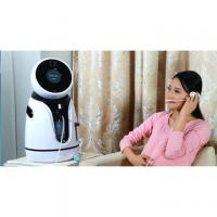 Intelligent Speaking Robot for Fetal Heart Monitoring ABS Housing White & Black Manufactures