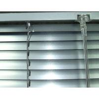 Buy cheap 25mm Aluminum Venetian Blinds, 1 Horizontal Mini Blinds Steel Painted Rails from wholesalers