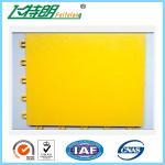 Wholesale Hard PP Indoor Plastic  Interlocking Rubber Floor Tiles Roller Skating Flooring from china suppliers