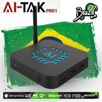 Wholesale HTV5 IPTV Box Brasil  4K  400 TV Channels Bluetooth Android 6.0 With Playback from china suppliers