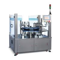 Buy cheap Semi - Automatic Bottle Cartoning Machine Pharmaceutical Machine ≤80db from wholesalers