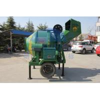 Buy cheap 0.25cbm Electric JZC250 Concrete Mixer Rotating Drum For General Construction Sites from wholesalers