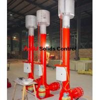 China Aipu solids control harmful gas flame used in oil and gas well drilling on sale
