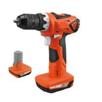 Wholesale Battery Operated 18V Cordless Drill Machine Electrical Tools For Home Project from china suppliers