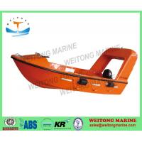 Buy cheap Solas Approval Lifeboat Rescue Boat 7.5m With Oil - Resistant Foam Fender from wholesalers