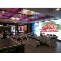 Buy cheap P2.5 Digital Indoor Full Color LED Display Advertising High Flatness 160mm × from wholesalers