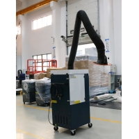 Wholesale Air Purification Carbon Steel Industrial Fume Extractor from china suppliers