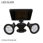 Outside IP44 waterproof adjustable solar LED light & Solar led garden light Manufactures
