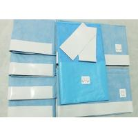 Buy cheap Hygeinic Disposable Surgery Pack EO Gas Sterilization Used In Operation Room from wholesalers