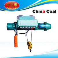 China MD1 series wire rope electric hoist on sale
