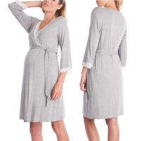 Buy cheap Cute Printing Comfortable Womens Maternity Dresses Plus Size Maternity Wear from wholesalers