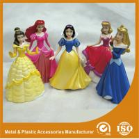 Wholesale Princess Fashion Doll Plastic Toy Figures Making 4 Inch Fashion Dolls Custom from china suppliers
