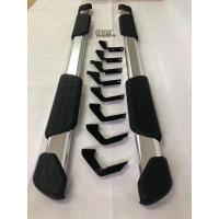 Buy cheap Double Car Truck Side Steps , Chrome Running Boards Aluminum Polished Surface from wholesalers