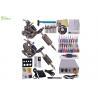 Disposable Grip Professional Tattoo Equipment / Tattoo Machine Kits Manufactures