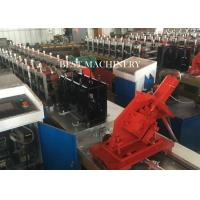 Buy cheap PLC Automatic Ceiling Channel Roll Forming Machine For Making C U L T Ceiling Grid from wholesalers