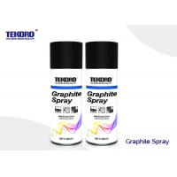 Quality Graphite Spray / Spray Grease Lubricant For Gaskets / Motors / Handling Equipment for sale