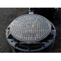 Road & Infrastructure Drainage Class A15, B125, C250, D400 Cast Iron (Grey) Gas & Air Tight Inspection manhole covers Manufactures