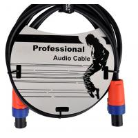 2-Conductor 20 feet Heavy-duty speaker cable SPEAKON TO SPEAKON cable Manufactures