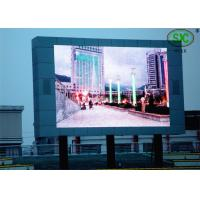 Buy cheap Static Full Color Outdoor Advertising Led Display 1G1R1B Led Screen from wholesalers