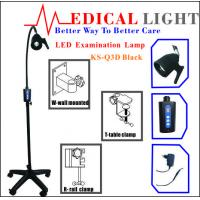 Buy cheap Minston LED Examination Lamp Ks-Q3d Black Mobile with 7 Level Digital Pressing from wholesalers