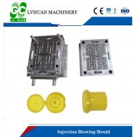 Buy cheap Non Cracking Precision Plastic Injection Molding , Soy Sauce Bottle Cap Injection Molding from wholesalers
