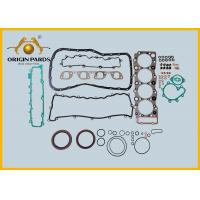 Buy cheap Engine Repair 4HG1 Gasket Kits For ISUZU NPR Parts Sliver White Head 5878139554 from wholesalers
