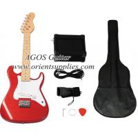"""Wholesale 31"""" Toy Electric guitar package Children guitar set with 5W amplifier AGT31-ST2 from china suppliers"""