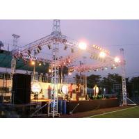 Buy cheap 400*400mm Portable Stage Lighting Auminum Truss for Outdoor Advertising from wholesalers