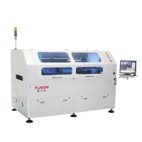Buy cheap Automatic SMT 1200mm Solder paste printer from wholesalers