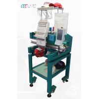 Wholesale Single Head 12 Needles Cap Embroidery Machine For 3D Puff Embroider from china suppliers