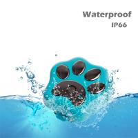 Buy cheap 2016 newest waterproof smart pet gps tracker for dog/cat with rolling led light from wholesalers