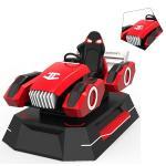 Buy cheap 360D Outrun Virtual Reality Racing Simulator , 110V / 220V / 380V 9d Vr Simulator from wholesalers