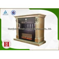 8 Spaces Electric Fish Grill Machine European Fireplace Flame LED Simulation Manufactures