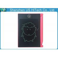 Buy cheap Office Supply Electronic Drawing Tablet For Kids , Custom Drawing Writing Tablet from wholesalers